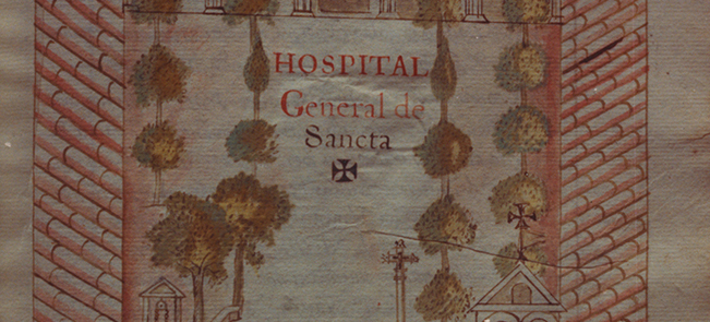 Grabat Antic Hospital de Sant Pau